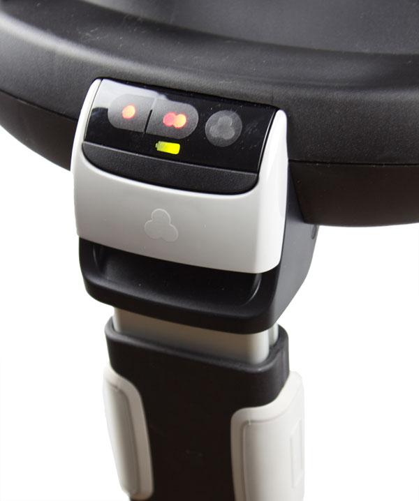 maxi cosi basisstation familyfix im test babytest. Black Bedroom Furniture Sets. Home Design Ideas